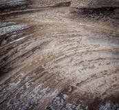 Fundo e textura de formações vulcânicas Imagens de Stock