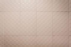 Fundo e textura de telhas da parede Imagem de Stock Royalty Free