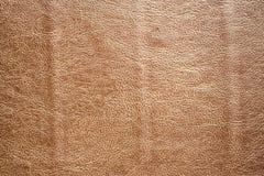 Fundo e textura do couro de Brown bonitos fotos de stock royalty free