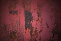 Fundo e textura velhos da oxidação do ferro do metal Fotografia de Stock Royalty Free