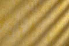 Fundo editorial em cores amarelas Foto de Stock