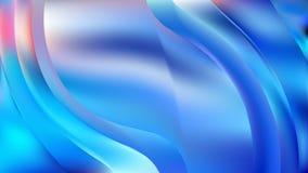 Fundo elegante azul do projeto da arte gr?fica da ilustra??o de Aqua Electric Background Beautiful ilustração royalty free