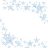 Fundo elegante com estrelas e lugar para o texto Ilustração do vetor Imagens de Stock Royalty Free