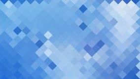 Fundo elegante do projeto da arte gr?fica da ilustra??o de Azure Background Beautiful do teste padr?o azul ilustração royalty free