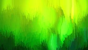 Fundo elegante verde e amarelo abstrato do projeto da arte gráfica da ilustração de DesignBeautiful ilustração do vetor