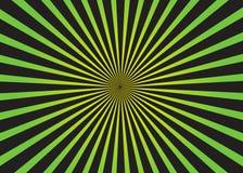 Fundo ensolarado Teste padrão do sol de aumentação Ilustração do sumário da listra do vetor sunburst ilustração royalty free