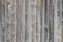 Fundo envelhecido cinza das placas de madeira Imagem de Stock Royalty Free