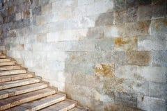 Fundo envelhecido da parede Foto de Stock