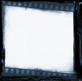 Fundo envelhecido da película ilustração stock