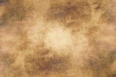 Fundo envelhecido do vintage do estilo antigo Stylization velho da ilustração da textura da foto em cores do sepia com manchas, m fotografia de stock