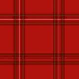 Fundo escocês de matéria têxtil Fotos de Stock Royalty Free