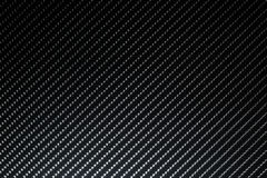 Fundo escuro da fibra do carbono Imagens de Stock