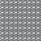 Fundo escuro do teste padrão do weave do quadrado cinzento e branco Imagens de Stock