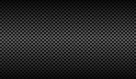 Fundo escuro vertical da textura da fibra do carbono Imagens de Stock Royalty Free