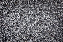 Fundo escuro vulcânico, pedras, solo Fotografia de Stock Royalty Free
