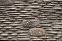 Fundo estrutural cinzento, paredes do granito sandstone masonry fotos de stock