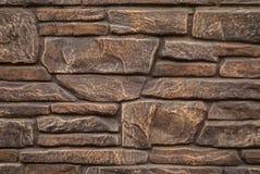Fundo estrutural de bronze, paredes do granito sandstone masonry imagem de stock royalty free