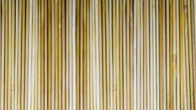 Fundo feito de varas de madeira Foto de Stock