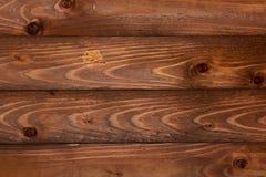 Fundo feito de venezianas de madeira Imagem de Stock