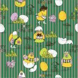 Fundo feliz de Easter Foto de Stock