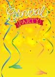 Fundo festivo do carnaval Fotografia de Stock Royalty Free