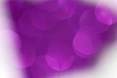 Fundo festivo roxo Imagem de Stock