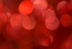 Fundo festivo vermelho Fotos de Stock
