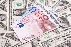 Fundo financeiro Imagens de Stock