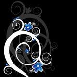 Fundo floral Imagens de Stock
