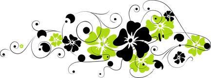 Fundo floral Fotos de Stock