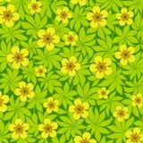 Fundo floral. ilustração royalty free