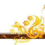 Fundo floral Imagem de Stock Royalty Free