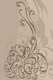Fundo floral. Imagem de Stock
