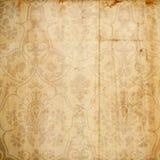 Fundo floral antigo do damasco ilustração do vetor