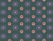 Fundo floral bonito Fotos de Stock