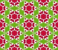 Fundo floral colorido sem emenda do teste padrão Fotos de Stock Royalty Free