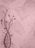 Fundo floral cor-de-rosa Fotografia de Stock