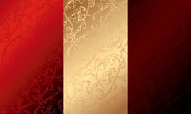 Fundo floral da textura fotografia de stock royalty free