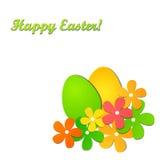 Fundo de Easter Foto de Stock Royalty Free