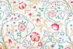 Fundo floral do projeto Imagem de Stock Royalty Free