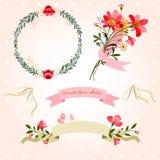 Fundo floral do projeto?, contexto, projeto da ilustração Imagens de Stock