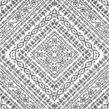 Fundo floral do projeto do Batik de Artisti Fotos de Stock Royalty Free