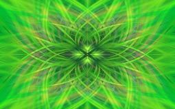 Fundo floral do verde da ilustra??o da arte backdrop ilustração royalty free