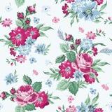 Fundo floral do vintage Foto de Stock Royalty Free
