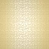 Fundo floral elegante do teste padrão do damasco de Baige Imagem de Stock