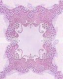 Fundo floral para um cartão ilustração stock
