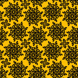 Fundo floral sem emenda Imagens de Stock