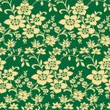 Fundo floral sem emenda Foto de Stock Royalty Free