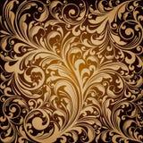 Fundo floral sem emenda Imagem de Stock Royalty Free