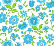 Fundo floral sem emenda. ilustração royalty free